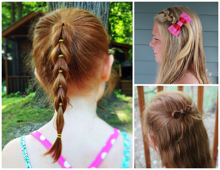 25 Easy Hairstyles for Girls , Hairstyles Fashion and Clothing