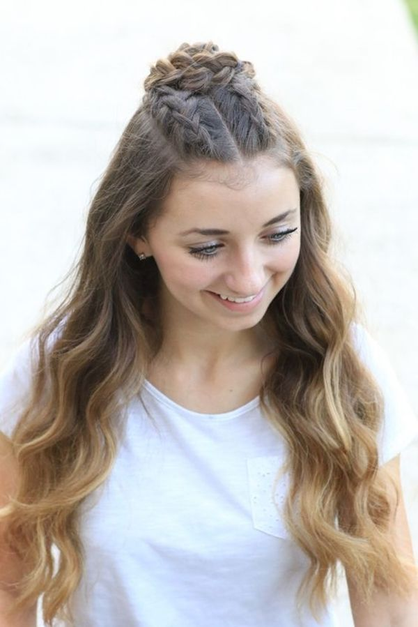 Hairstyles For Girls 4