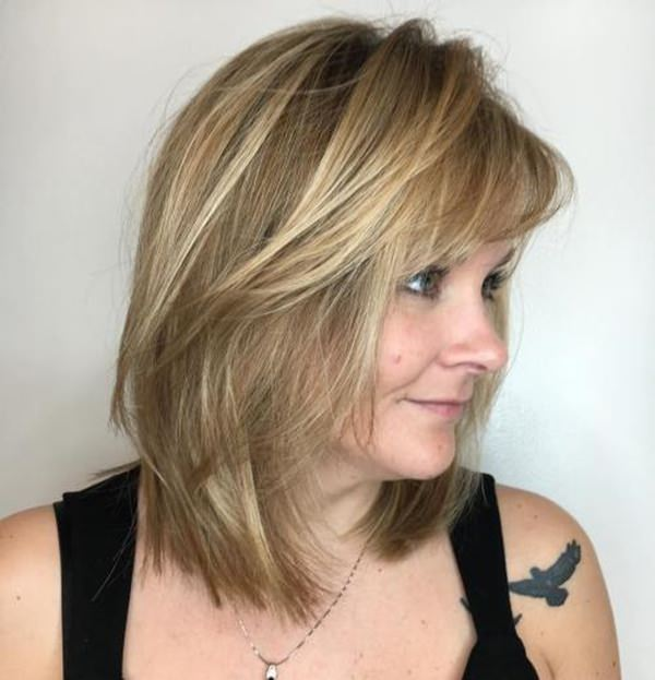 Hairstyles For Women Over 40 7