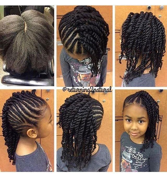 30 Amazing Hairstyles for Black Girls - Hairstyles Fashion ...