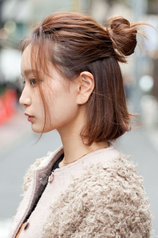 Korean Hairstyles 2018 14