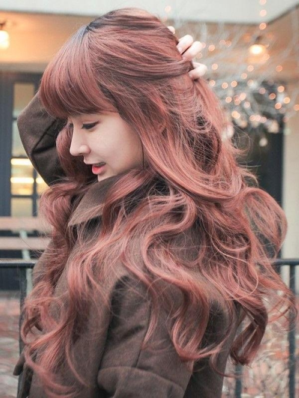 19 Best Korean Hairstyles For Women Images On Pinterest | Korean Throughout Korean Hairstyles For Girls