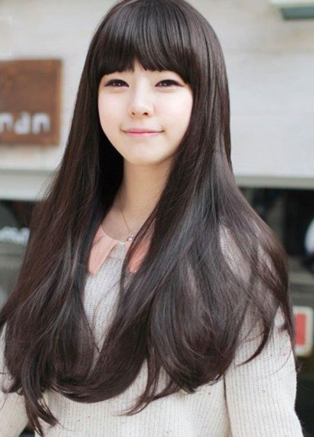 Korean Hairstyles 2018 4