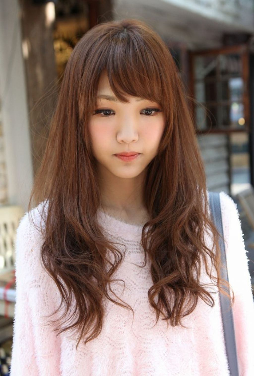 Korean Hairstyles For Girl Those Korean Hairstyles For Women Here Will Make You Look39s So