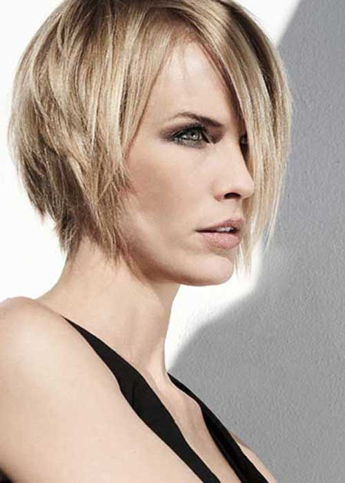 30 Best Latest Short Haircuts - Hairstyles Fashion and Clothing
