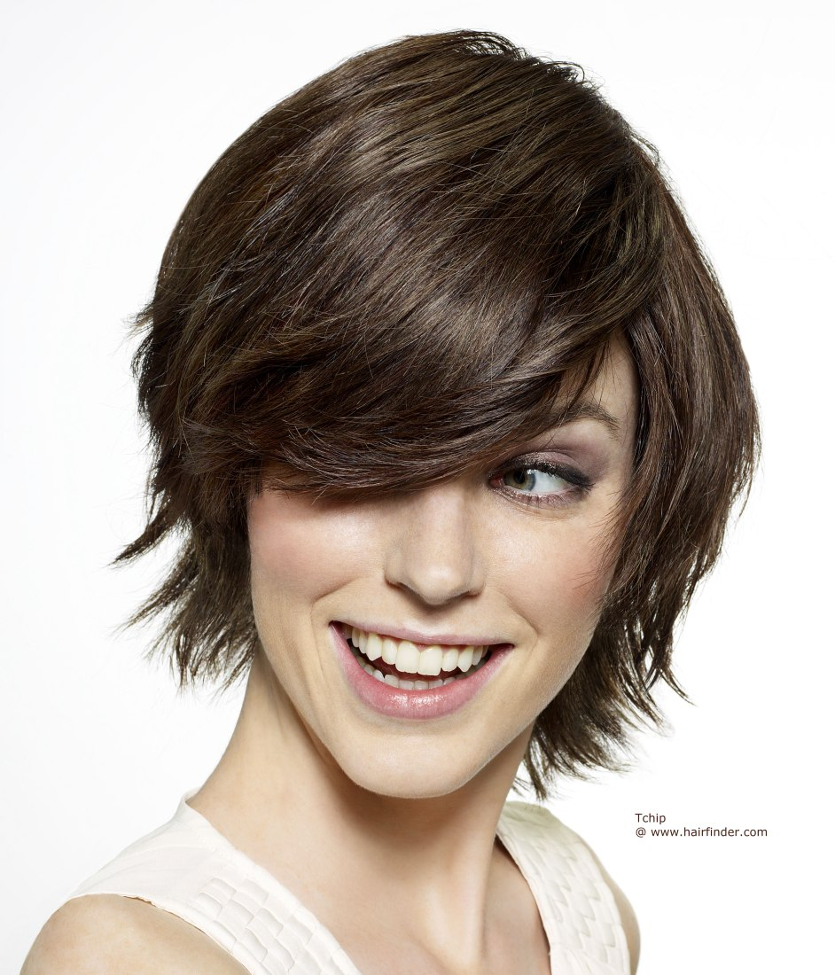 Latest Short Haircuts 28