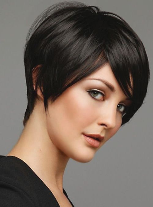 Latest Short Hairstyles Trends 2018 30 - Hairstyles Fashion and Clothing