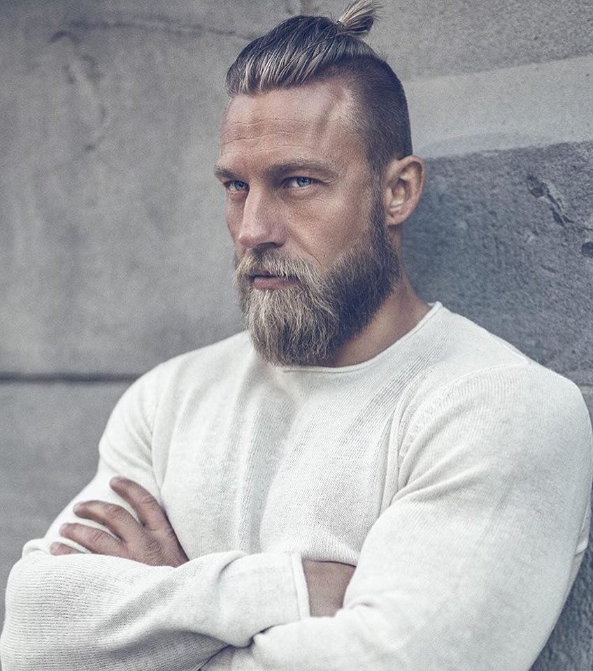 Long Hairstyle Men 2018