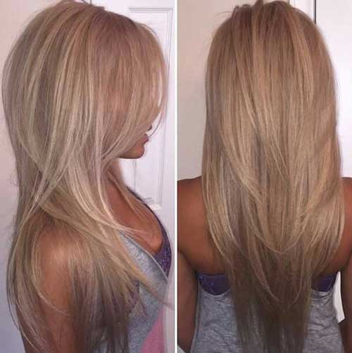 Long Hairstyles 2018 26