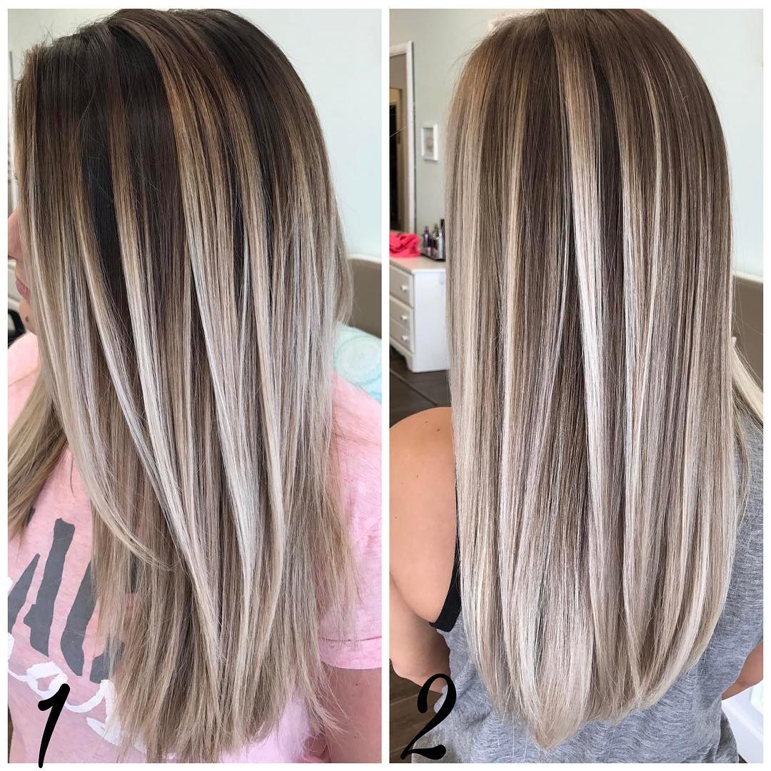 Long Hairstyles 2018 33