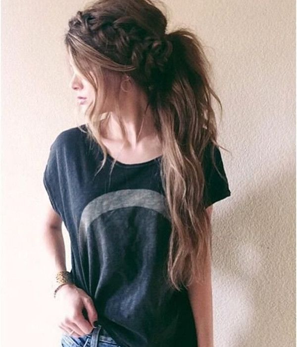 Long Hairstyles 2018 59