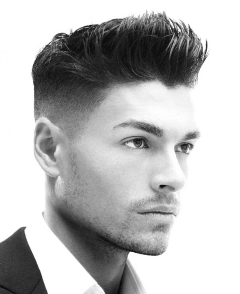 Hairstyles For Men With Thick Hair Medium Length Haircut For ...