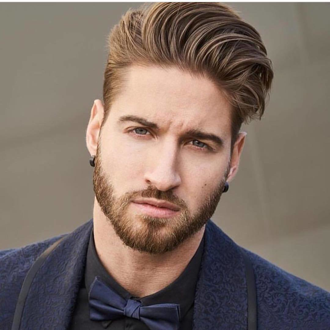 Mens Haircut 2018