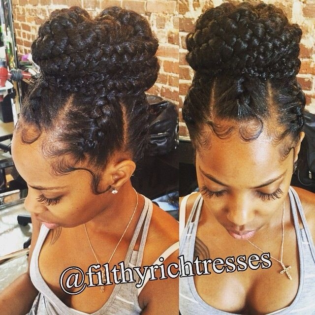 1000 Ideas About Natural Hair Braids On Pinterest Natural Hair