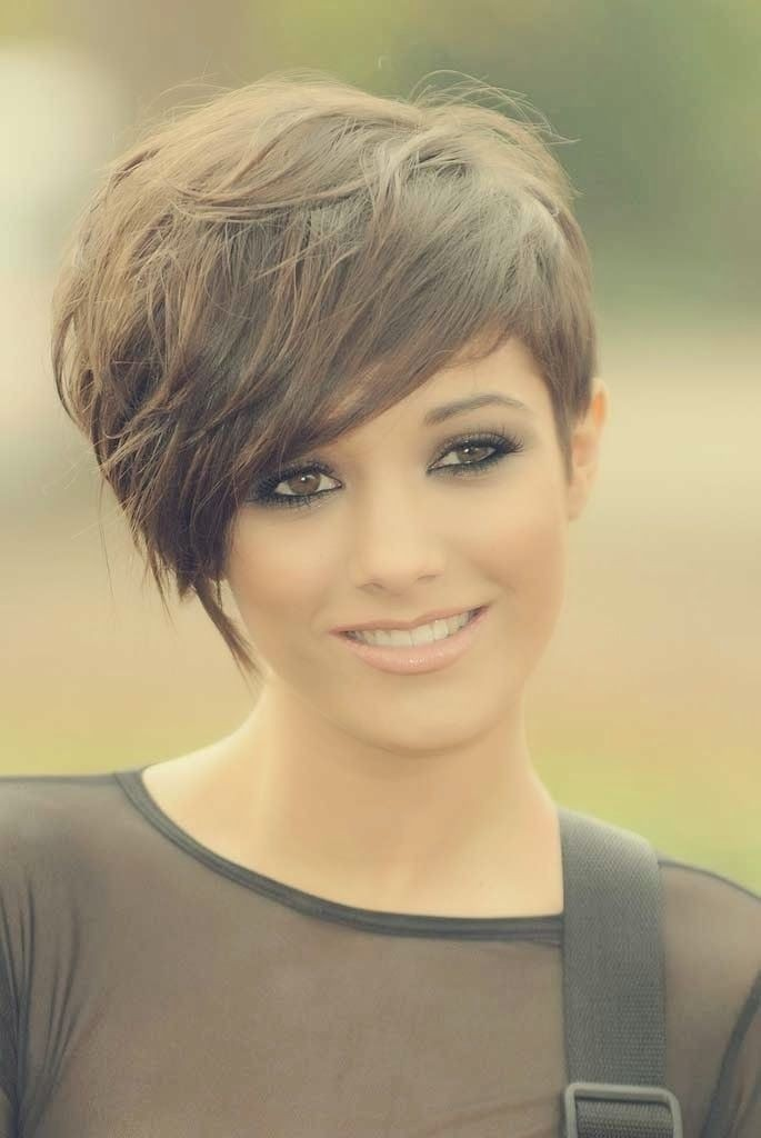 New Short Haircuts For Girls 11