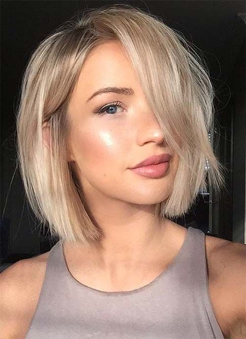 New Short Haircuts For Girls 9