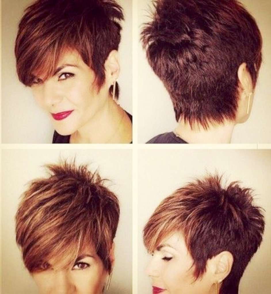 New Short Hairstyles 2018 28
