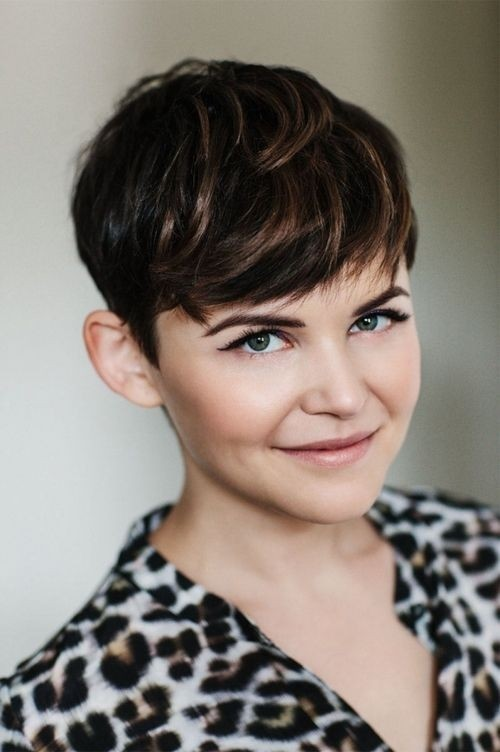 Pixie Cuts For Thick Hair 15 - Hairstyles Fashion and Clothing