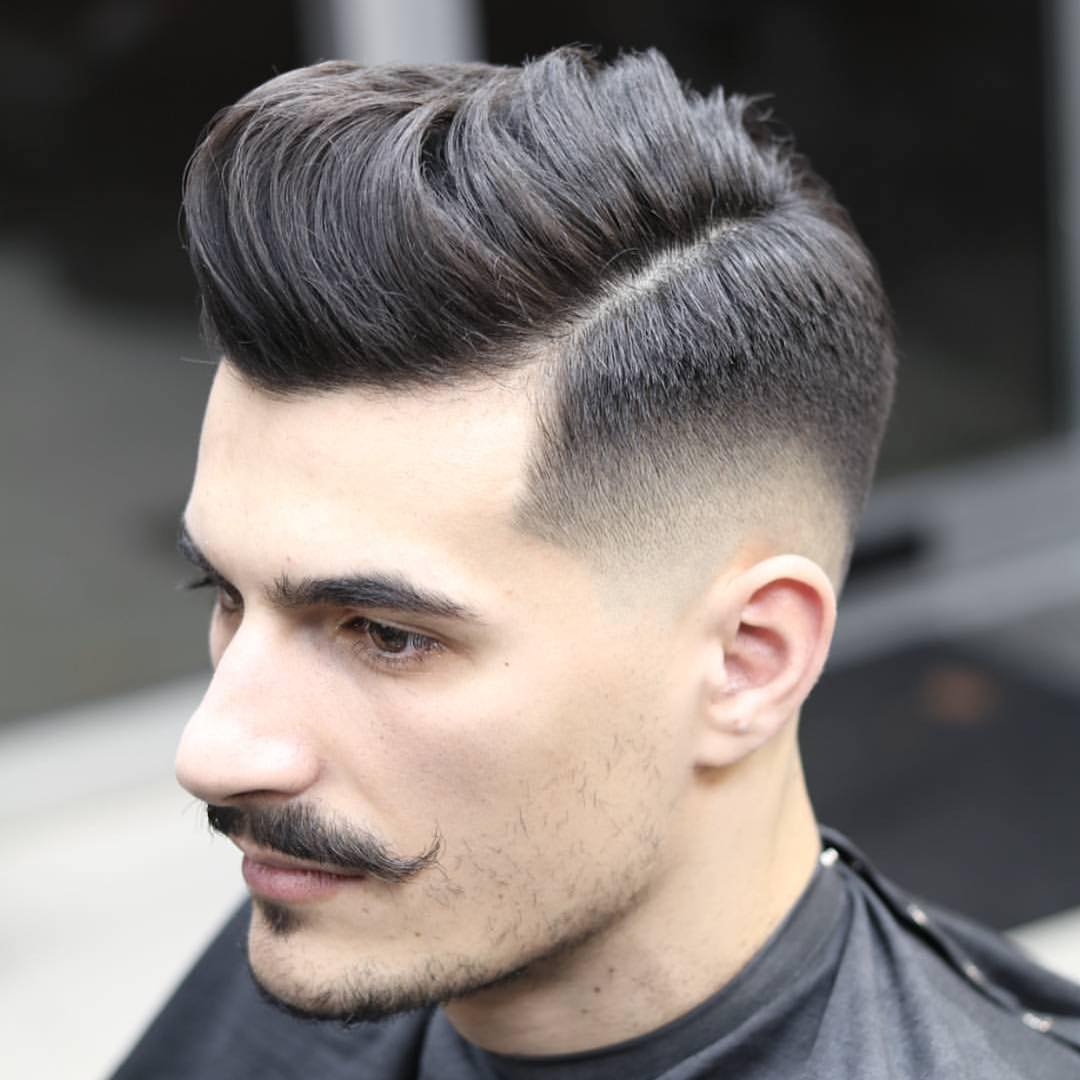 Popular Haircut For Men 2018