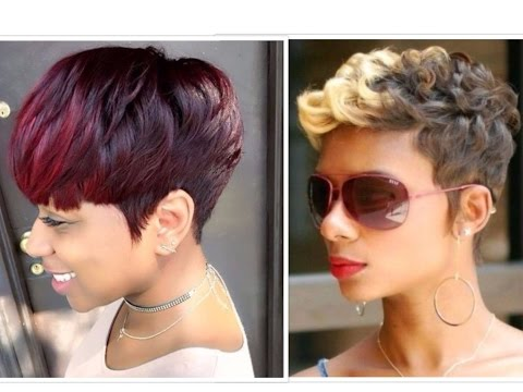 Short Black Hairstyles 2018 - Hairstyles Fashion and Clothing