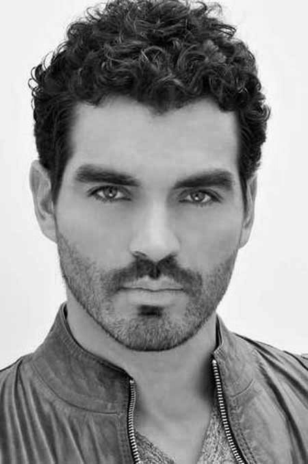 Short Curly Hairstyles For Men 2018 1