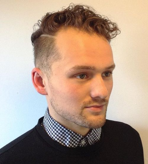 Short Curly Hairstyles For Men 2018 19