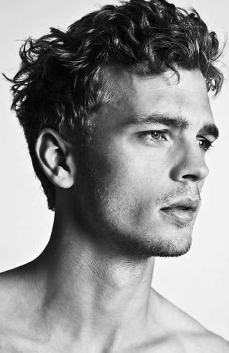 Short Curly Hairstyles For Men 2018 20