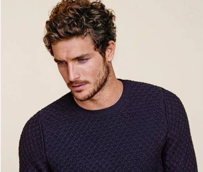 Short Curly Hairstyles For Men 2018 28