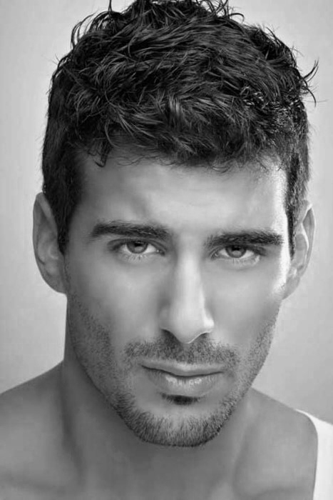 Short Curly Hairstyles For Men 2018 4