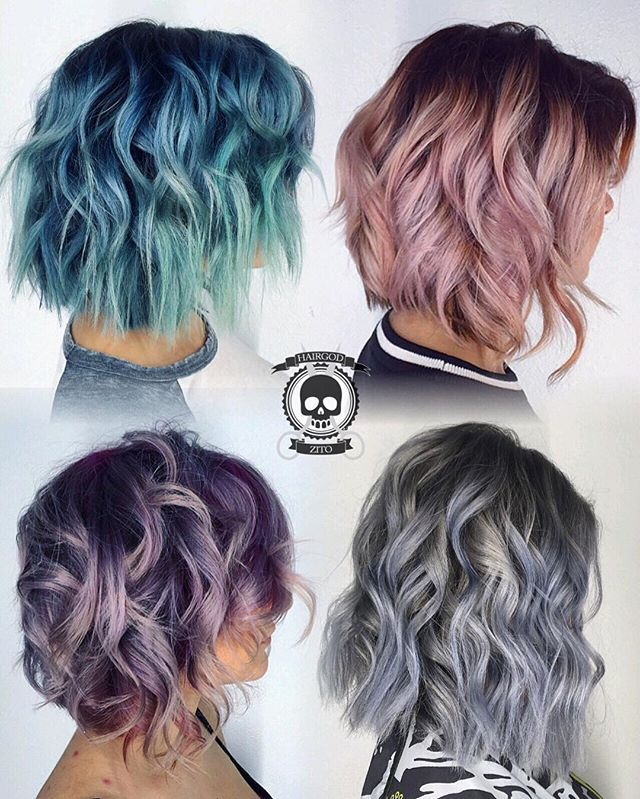 Short Hair Color Ideas 25 Hairstyles Fashion And Clothing