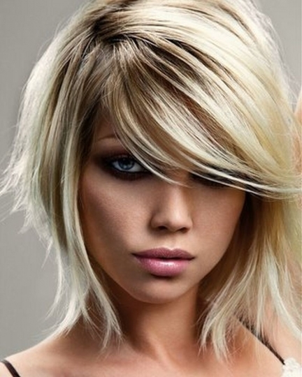Beautiful Trendy Short Hairstyles Short And Trendy Haircuts