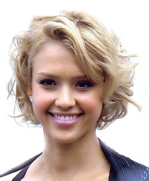 Short Haircuts For Oval Faces 17
