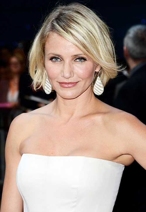 Short Haircuts For Oval Faces 18