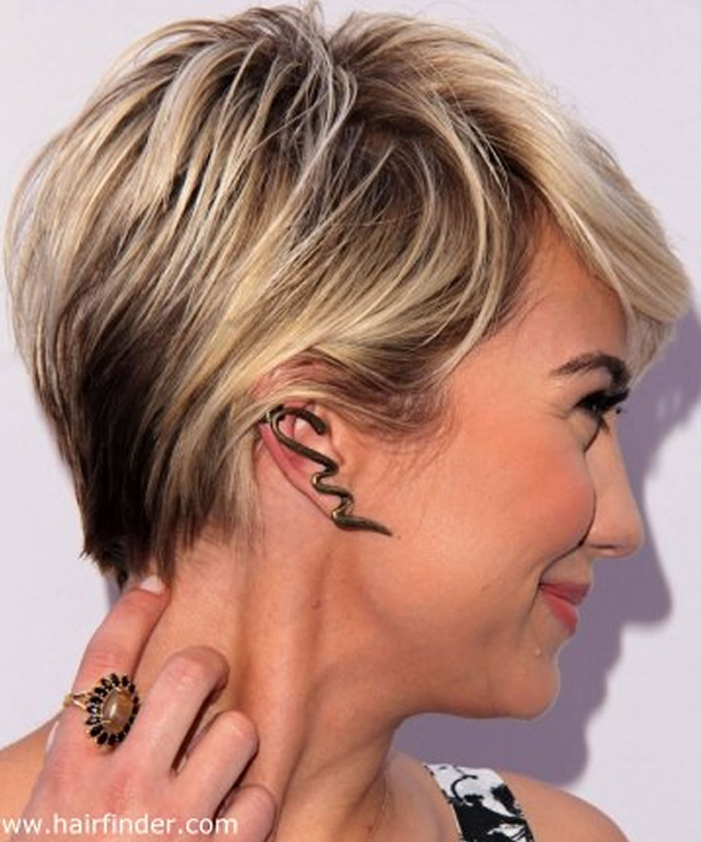 Attractive Short Haircuts For Women 2017 2018 Hairstyles