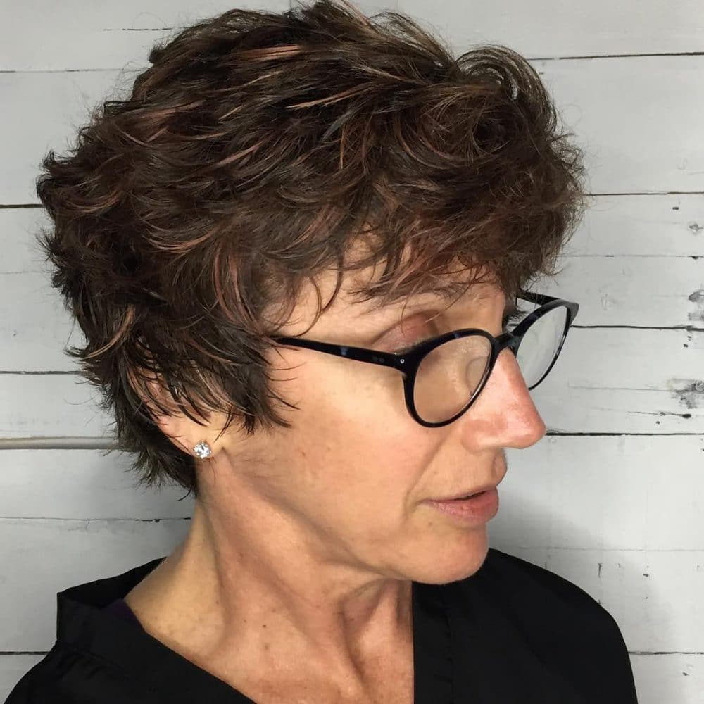 Short Haircuts For Older Women 2018 17