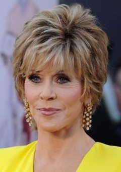 Short Haircuts For Older Women 2018 2