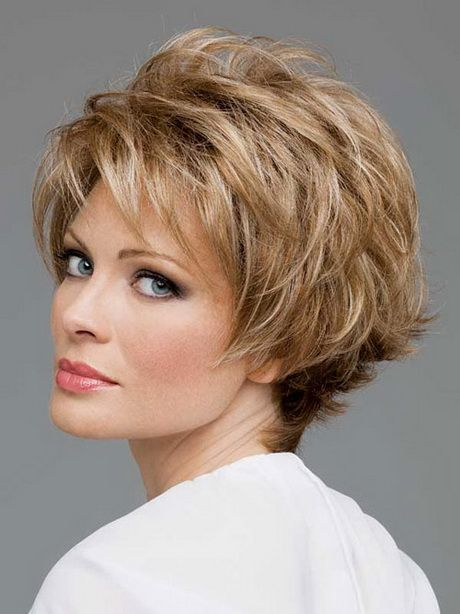 Short Haircuts For Older Women 2018 6