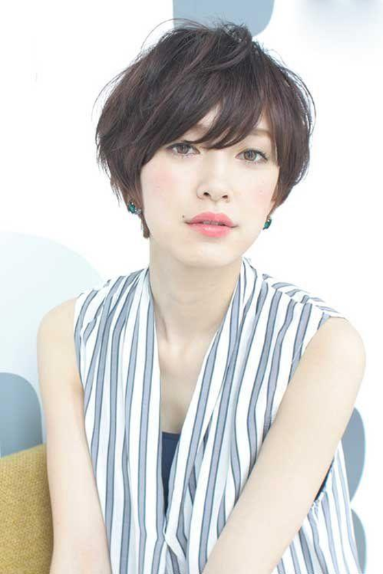 Short Hairstyle For Asian Girl 13