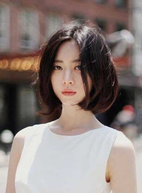 Short Hairstyle For Asian Girl 15