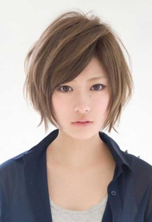 Short Hairstyle For Asian Girl 16