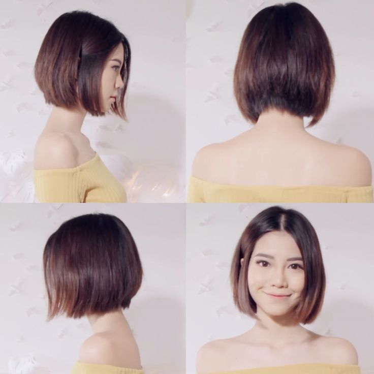 Short Hairstyle For Asian Girl 19