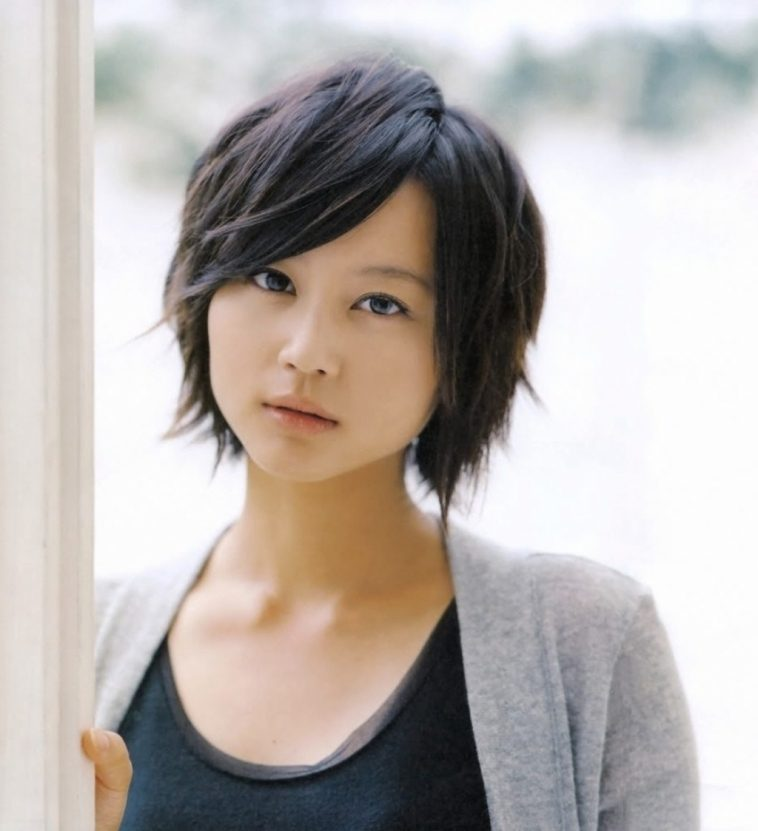 Short Hairstyle For Asian Girl 21