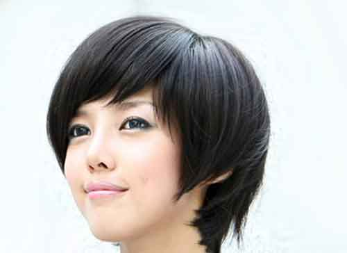 Short Hairstyle For Asian Girl 22