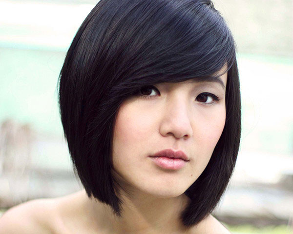 Short Hairstyle For Asian Girl 23