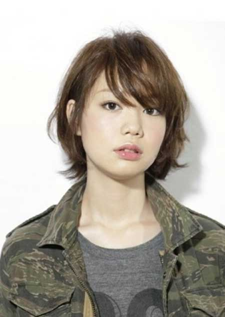Short Hairstyle For Asian Girl 4