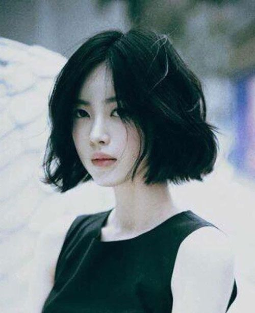 Short Hairstyle For Asian Girl 7