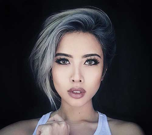 Short Hairstyles For Girls 13