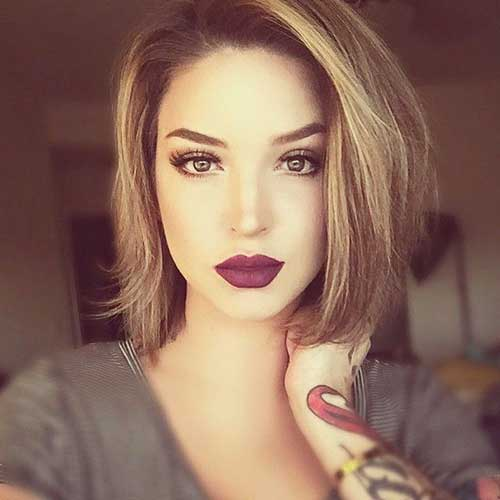 Short Hairstyles For Girls 14