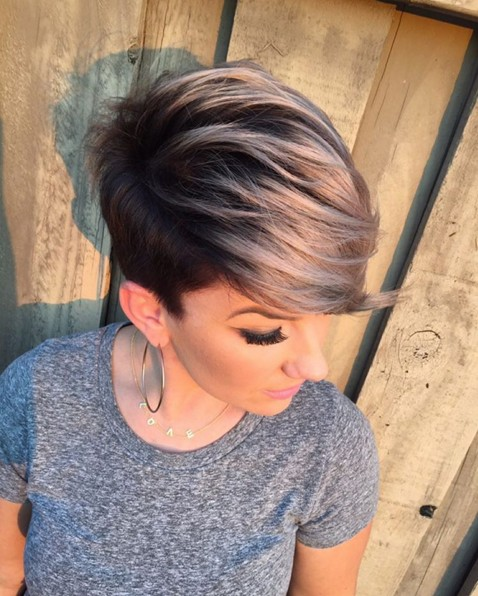 Short Hairstyles For Girls 15