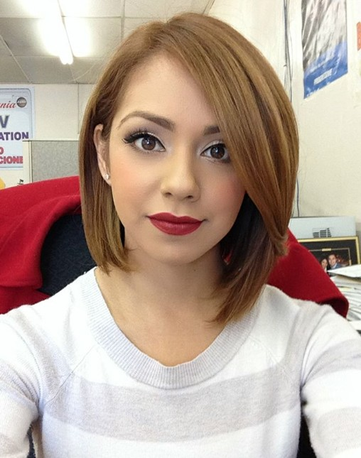 Short Hairstyles For Girls 19